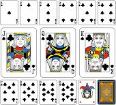 picture of joker  - Playing cards - JPG