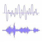 image of equality  - Sound Waves Set - JPG