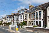 pic of row houses  - English Homes - JPG