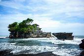 foto of tanah  - Pura Tanah Lot  - JPG