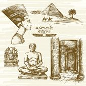 picture of nefertiti  - Egypt  - JPG