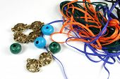 Craft Beads And Cord