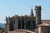 Cathedral Of Saint-michel, La Cité, Carcassonne, France poster