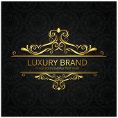 Luxury Logo, Classic And Elegant Logo Designs For Industry And Business, Interior Logo,crest Logo,de poster