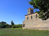 Church In Provence (france)