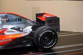 Mclaren Mercedes Benz F1 Racing Team