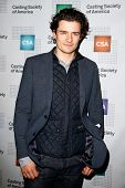 NEW YORK-NOV 18; Actor Orlando Bloom attends the CSA 29th Annual Artios Awards ceremony at the XL Ni