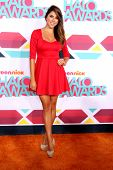 LOS ANGELES - NOV 17:  Daniella Monet at the TeenNick Halo Awards at Hollywood Palladium on November