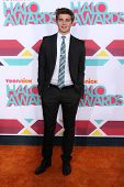 LOS ANGELES - NOV 17:  Jack Griffo at the TeenNick Halo Awards at Hollywood Palladium on November 17