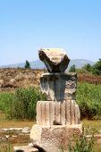 image of artemis  - Antiquity greek city  - JPG
