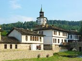 National Revival Architecture in Tryavna, Bulgaria
