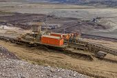stock photo of mine  - Coal mine - JPG