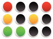 stock photo of traffic light  - Traffic light  - JPG
