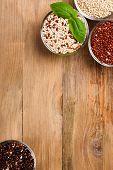 pic of quinoa  - White - JPG