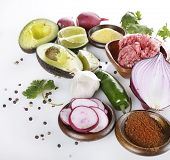 picture of ground-beef  - Cooking Ingredients With Ground Beef - JPG