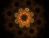 picture of fractals  - Fractal Elements series - JPG
