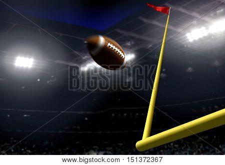 Football goal score