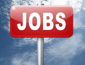 job search vacancy jobs online application help wanted hiring now ad advert advertising road sign bi poster