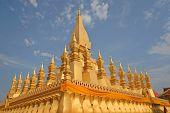 Buddhist Monument poster