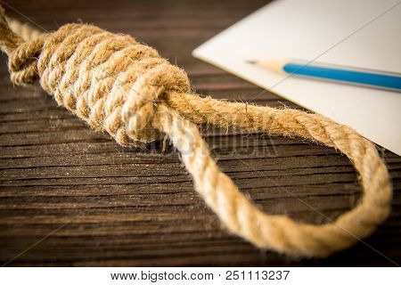 The Deadly Loop Of Rope
