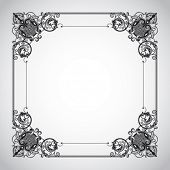 Decorative Vintage Frame Series