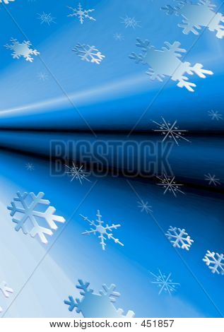 Picture or Photo of Snow abstraction background