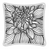 pic of pillowcase  - Interior design element - JPG
