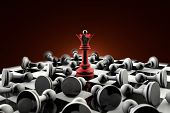 image of obey  - The dramatic art of chess composition - JPG