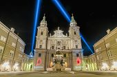 pic of dom  - The Salzburg Cathedral  - JPG