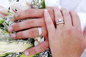 image of diamond ring  - wedding rings - JPG