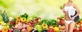 pic of vegan  - Healthy vegan diet - JPG