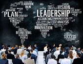 picture of leadership  - Leadership Boss Management Coach Chief Global Concept - JPG