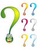 picture of question-mark  - Question marks - JPG