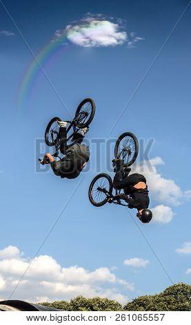 Bmx Freestyle Bmx Riders Make