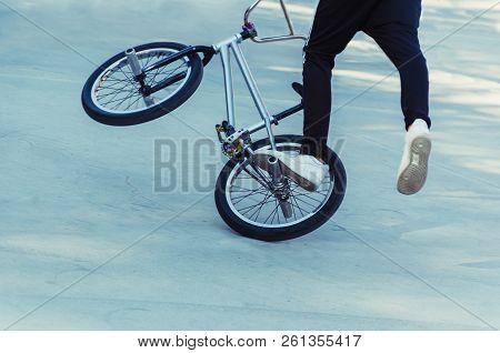 Flatland Bmx Freestyle