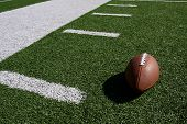 picture of ncaa  - American football on the field - JPG