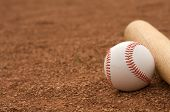 picture of infield  - Baseball  - JPG