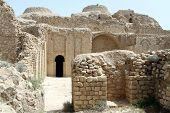 image of shiraz  - Inner yard of Ardeshir - JPG