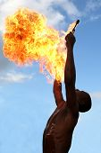 pic of breather  - Circus fire - JPG