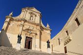 pic of gozo  - Cathedral of the Assumption of Gozo - JPG