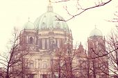 picture of dom  - Berlin Cathedral Church - JPG