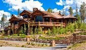 Alpine Home in Shock Hill Breckenridge