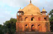 stock photo of mughal  - monument park containing 5 beautiful ancient  Mughal tombs - JPG