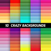pic of packing  - Crazy color gradient background pack - JPG