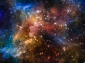 stock photo of compose  - Deep Space series - JPG