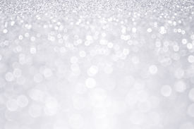 pic of glitter sparkle  - Abstract silver glitter sparkle winter Christmas background - JPG