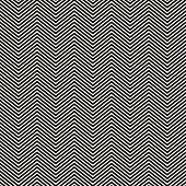 picture of zigzag  - Vector seamless pattern - JPG