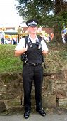 stock photo of truncheon  - policeman  - JPG