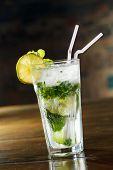 foto of mojito  - mojito cocktail  - JPG