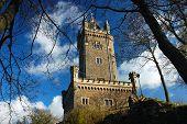 Historic Castle Dillenburg poster